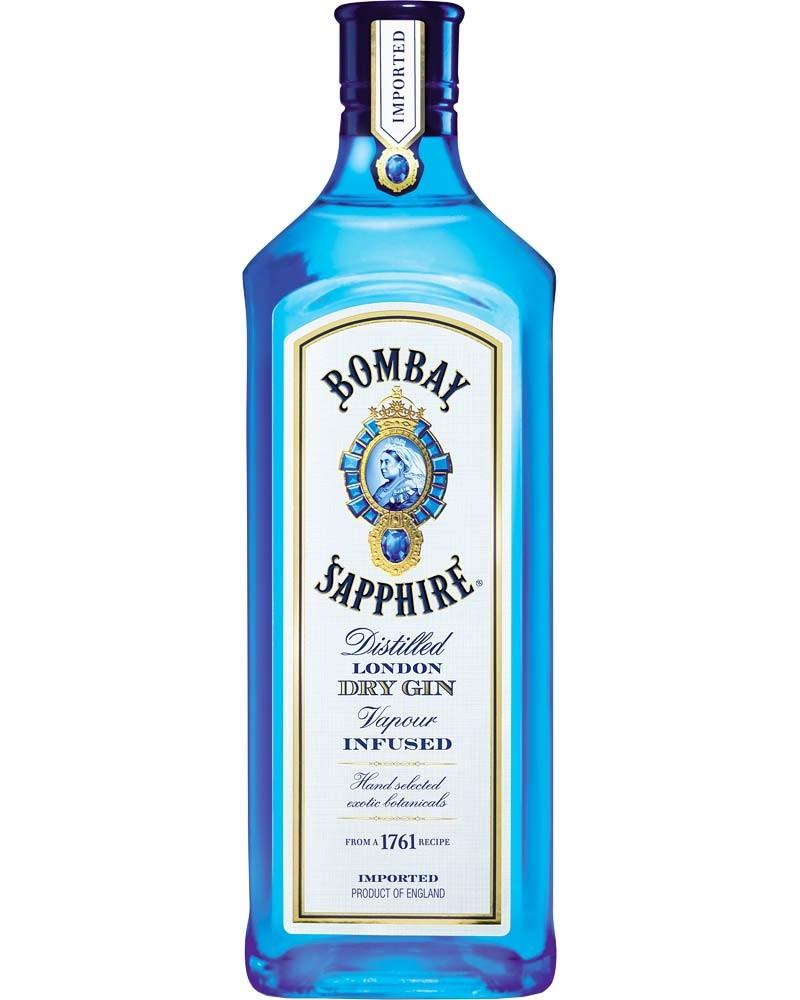 bombay sapphire dry gin 40 0 7 l preisvergleich gin g nstig kaufen bei. Black Bedroom Furniture Sets. Home Design Ideas