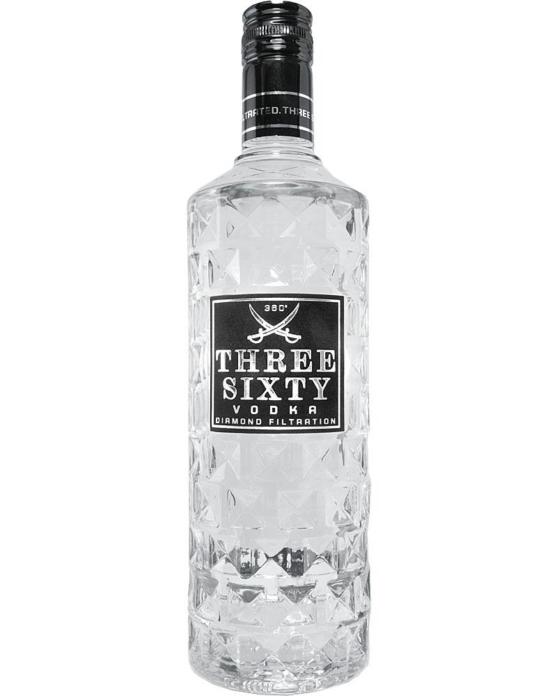 Vodka Three Sixty 3l