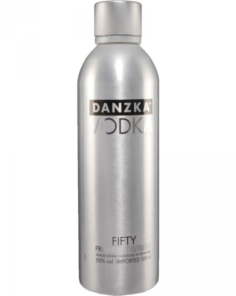 DANZKA Vodka Fifty 1,0l