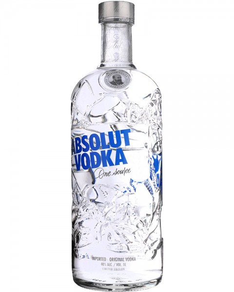 Absolut Vodka RECYCLED Limited Edition 1,0l