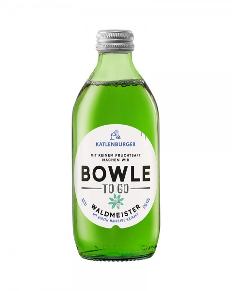 Bowle To Go Waldmeister 0,33l