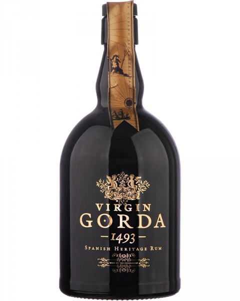 Virgin Gorda 1493 Spanish Heritage Rum 0,7l