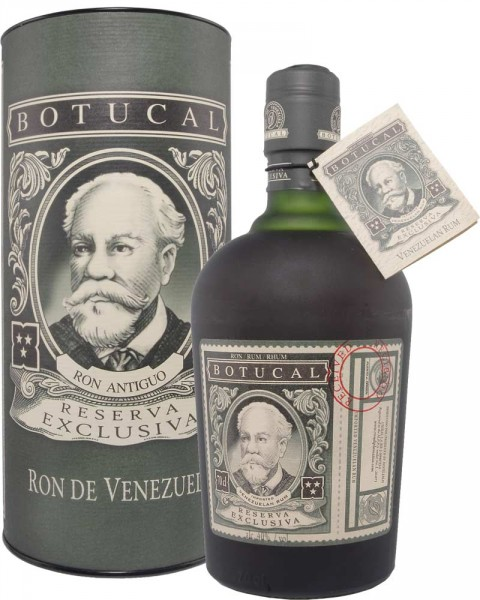 Ron Botucal Reserva Exclusiva in Geschenkdose 0,7l