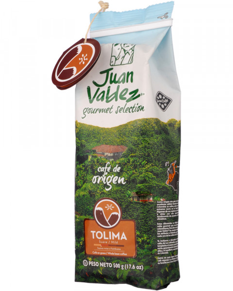Juan Valdez® Tolima Gourmet Single Origin Kaffee