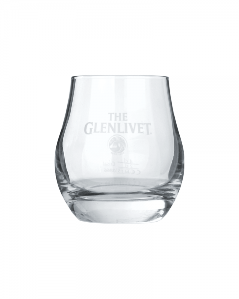 The Glenlivet Single Malt Whisky Tumbler Glas