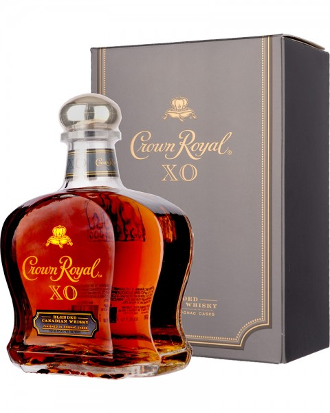 Crown Royal XO Blended Canadian Whisky GP 0,7l