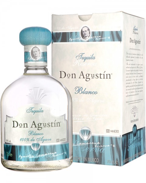 Don Agustin Tequila Blanco 0,7l