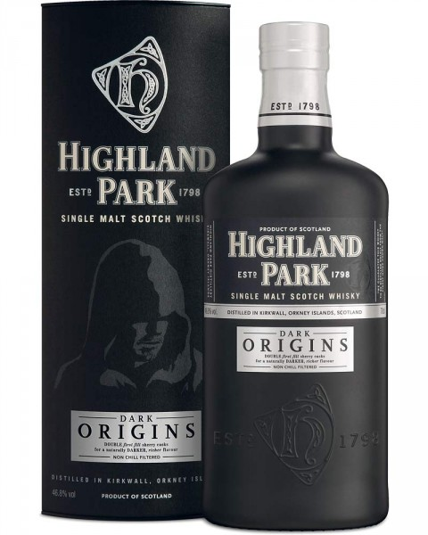 Highland Park Dark Origins 0,7l