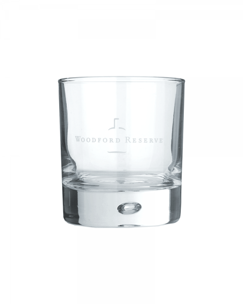 Woodford Bourbon Whiskey Tumbler Glas