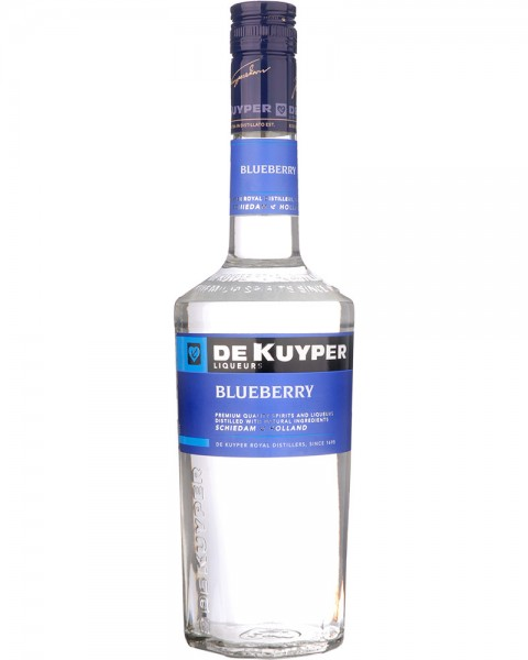 DE KUYPER Blueberry 0,7l
