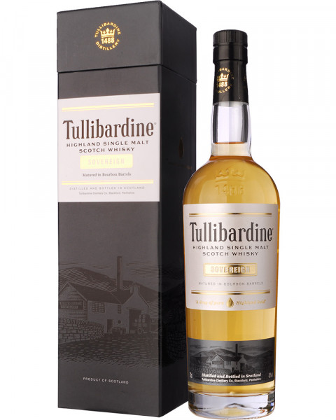 Tullibardine Sovereign 0,7l