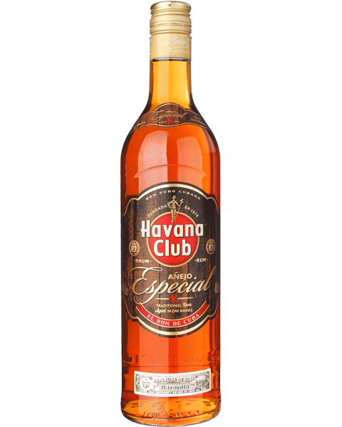 Havana Club Anejo Especial Traditional Rum 0,7l