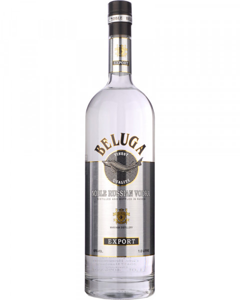 Beluga Noble Russian Vodka 1,0l