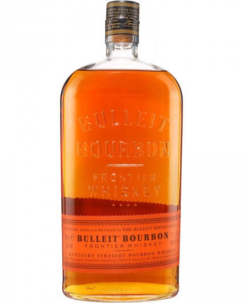 Bulleit Kentucky Straight Bourbon Whiskey 1,0l
