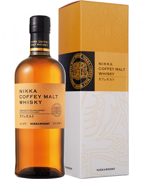 NIKKA Coffey Malt 0,7l