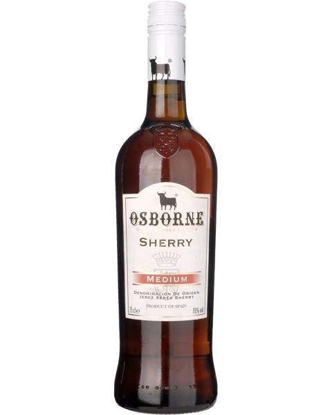 Osborne Medium Sherry 0,75l