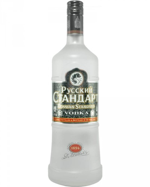 Russian Standard Original Vodka 1,0l