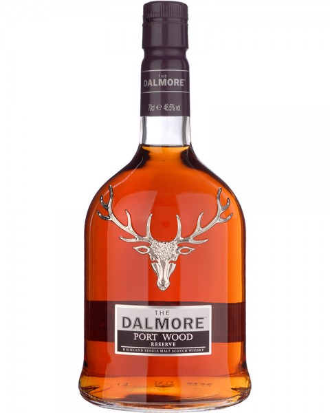 The Dalmore Port Wood Reserve 0,7l