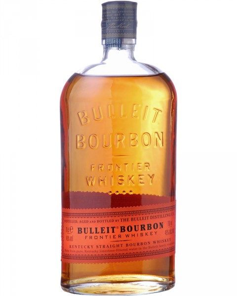 Bulleit Bourbon Frontier Whiskey 0,7l