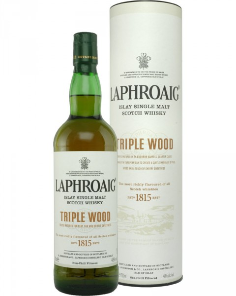 Laphroaig Triple Wood Malt 0,7l