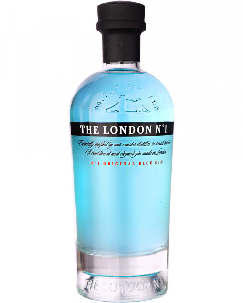 The London No 1 Original Blue Gin 0,7l