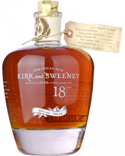 Kirk and Sweeney 18 Jahre 0,7l
