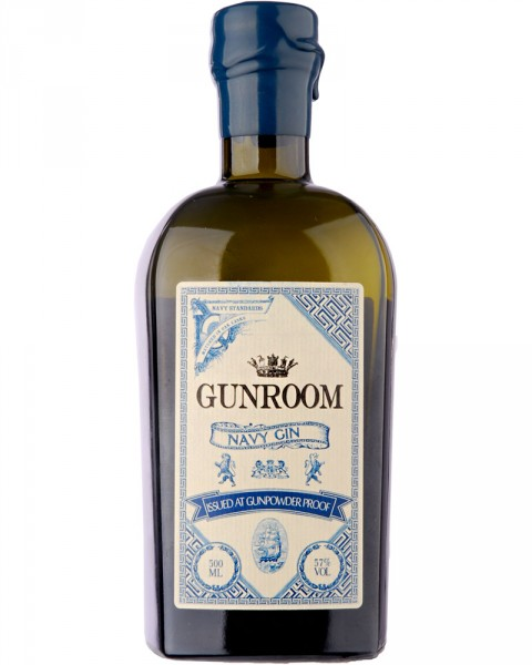 Gunroom Navy Gin 0,5l