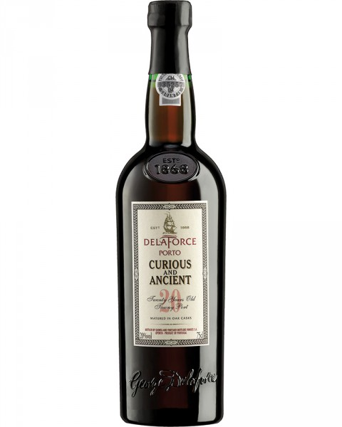 Delaforce Curious & Ancient Portwein 20 Jahre 0,75l