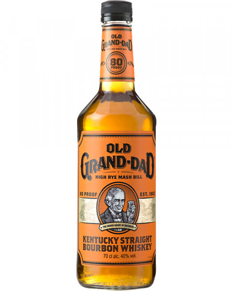 Old Grand Dad Whiskey 40%vol. 0,7l