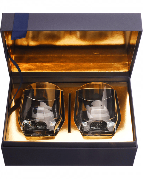 Johnnie Walker Whisky Blue Label Tumbler Set