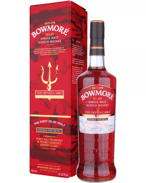 Bowmore The Devils Casks III 0,7l