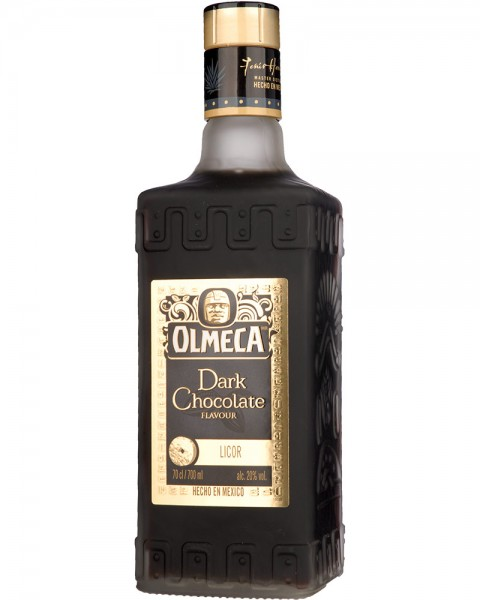 Olmeca Dark Chocolate Tequila Licor 0,7l
