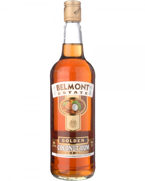 Belmont Estate Golden Coconut Spirit 0,7l