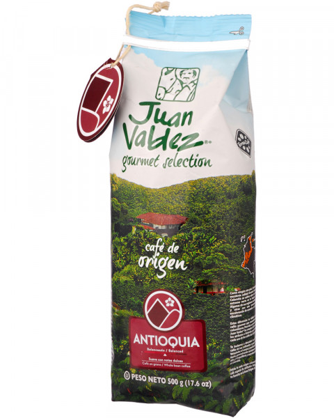 Juan Valdez® Antioquia Gourmet Single Origin Kaffee