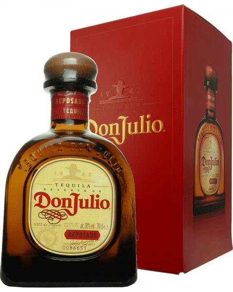 Don Julio Tequila Reposado GP 0,7l