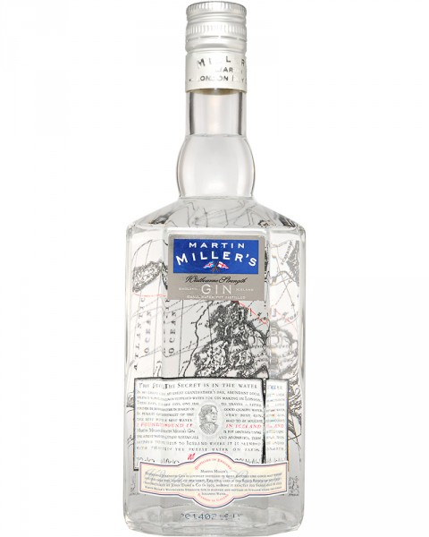 Martin Millers Westbourne Strength Gin 0,7l