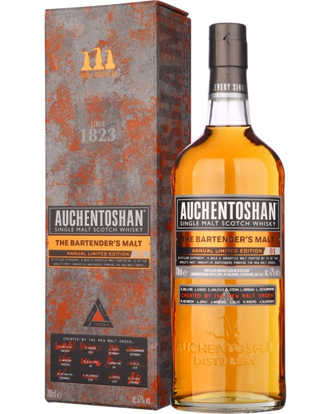 Auchentoshan The Bartenders Malt (Limited Edition) 0,7l