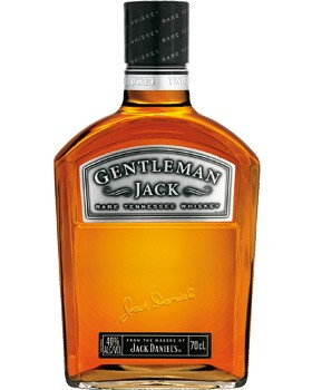 Gentleman Jack Rare Tennessee Whiskey 0,7l