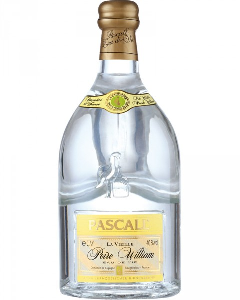 Pascall La Vieille Poire William 0,7l