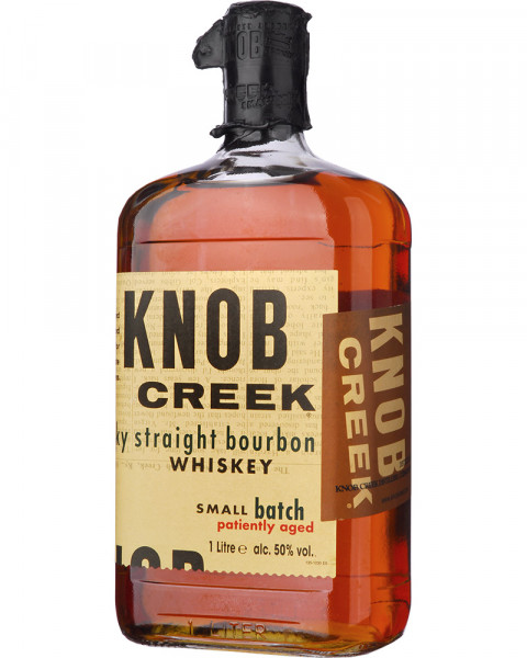 Knob Creek Small Batch Bourbon Whiskey 1,0l