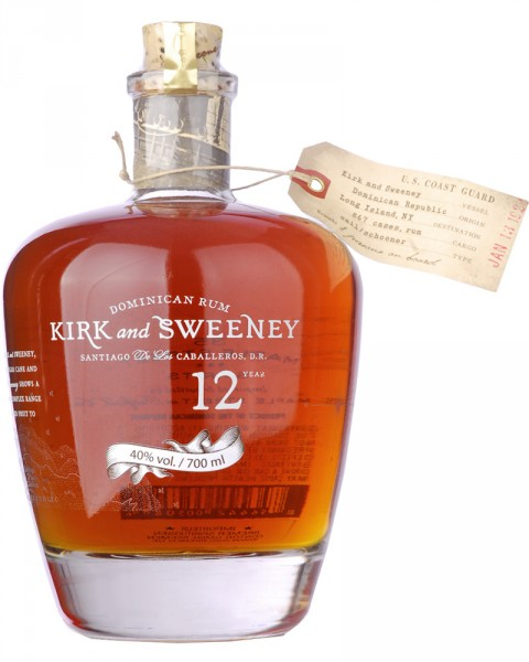Kirk and Sweeney 12 Jahre 0,7l