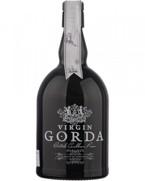Virgin Gorda British Caribbean Rum 0,7l
