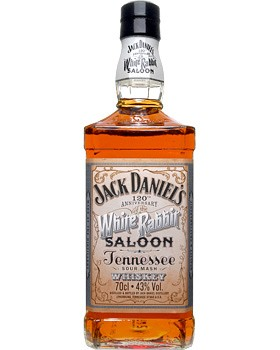 Jack Daniels White Rabbit Limited Ed. 0,7l