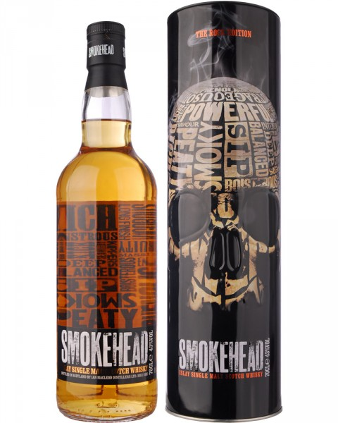 Smokehead The Rock Edition 0,7l