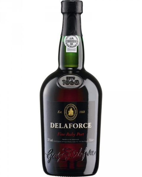 Delaforce Fine Ruby Port 0,75l