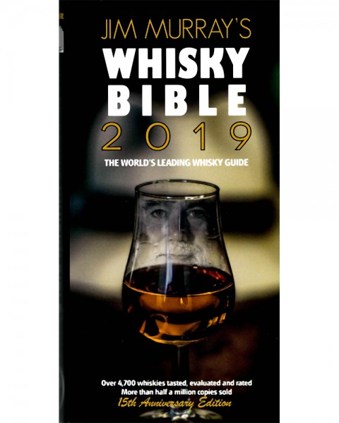 Jim Murray´s WHISKY BIBLE 2019 (handsigniert/englisch)