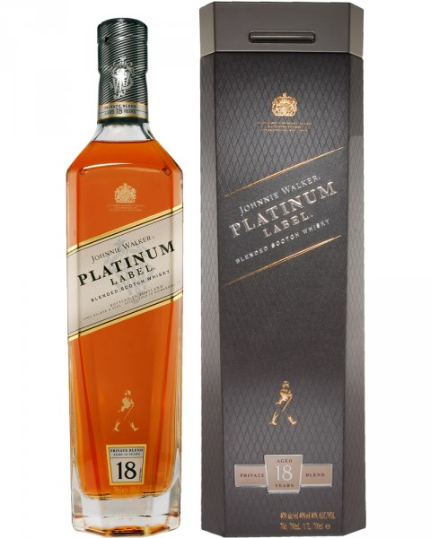 Johnnie Walker Platinum Label 18 Jahre 0,7l