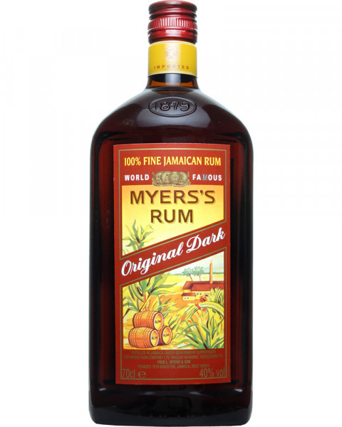 Myerss Rum Original Dark 0,7l