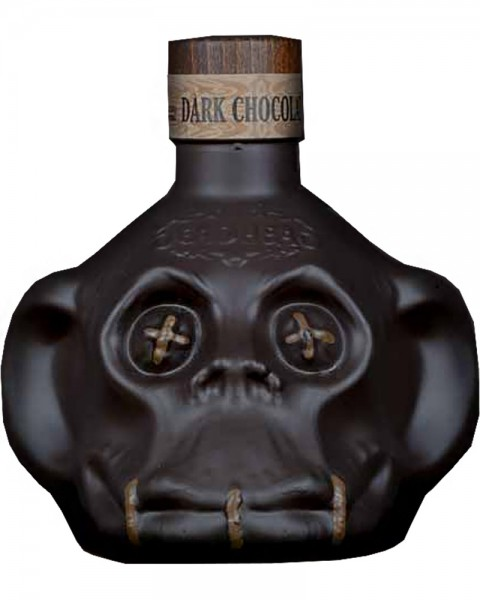 Deadhead Dark Chocolate Flavored Rum 0,7l
