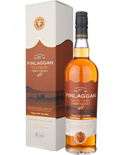 Finlaggan Sherry Finished 0,7l